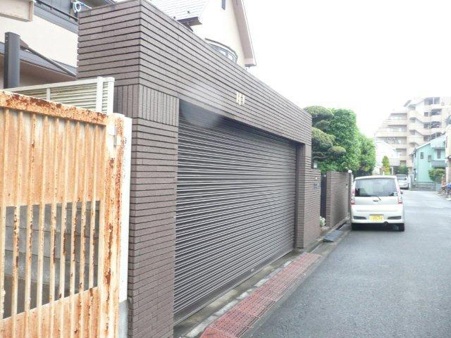タイルが剥がれたので(東京都小金井市)_e0207151_14363353.jpg