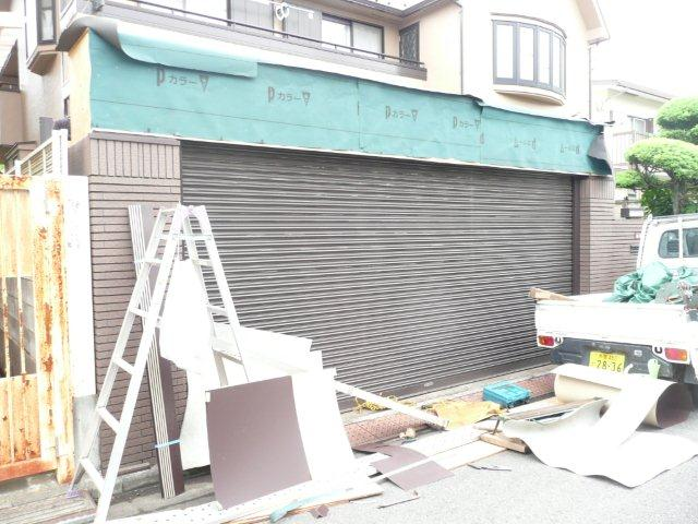 タイルが剥がれたので(東京都小金井市)_e0207151_14394571.jpg