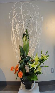 花と器のコラボレ展_e0109554_7363967.jpg