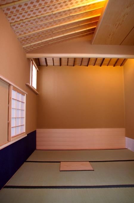 「浅草の家」茶室_f0230666_194221.jpg