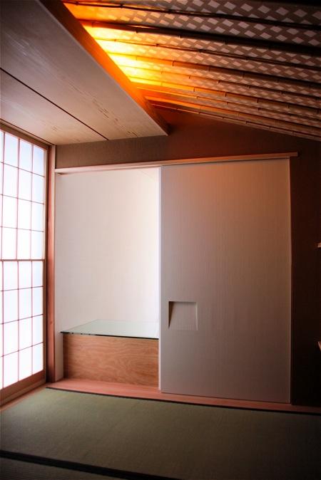 「浅草の家」茶室_f0230666_20355021.jpg