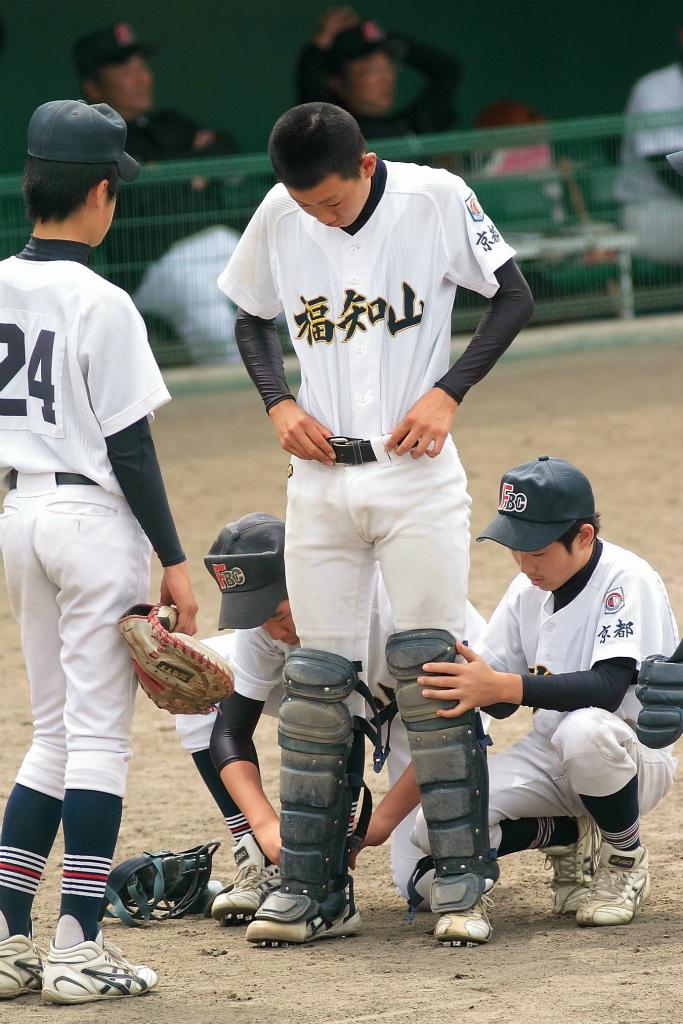 北部親善試合 vs綾部パワーズ2_a0170082_2242487.jpg