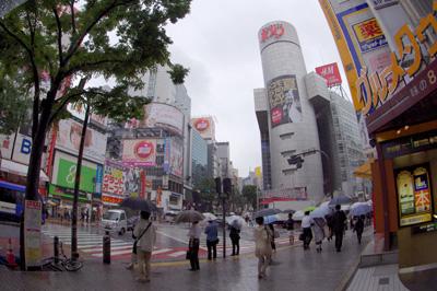 6月22日(金)今日の渋谷109前交差点_b0056983_11231465.jpg