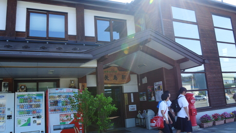 鳥海山麓「真坂」への楽しい鉄道の旅_c0242406_14513666.jpg