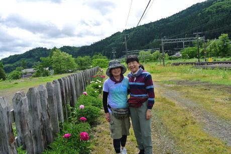 鳥海山麓「真坂」への楽しい鉄道の旅_c0242406_1551886.jpg
