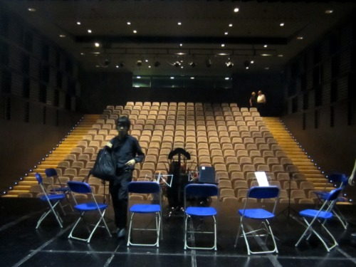 今期最後のコンサートはFrancesca Bonnemaisonでコーラスと_b0064411_340512.jpg