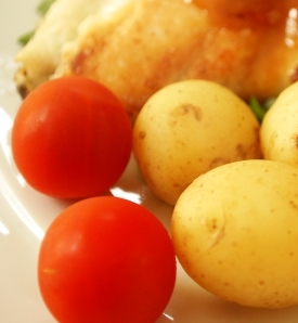 魚のソテー特製マヨ醤油ソースたっぷりネギ添え_d0104926_151963.jpg