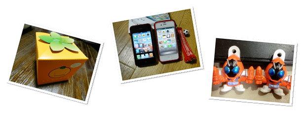 和歌山土産、iPhone、びっくらたまご