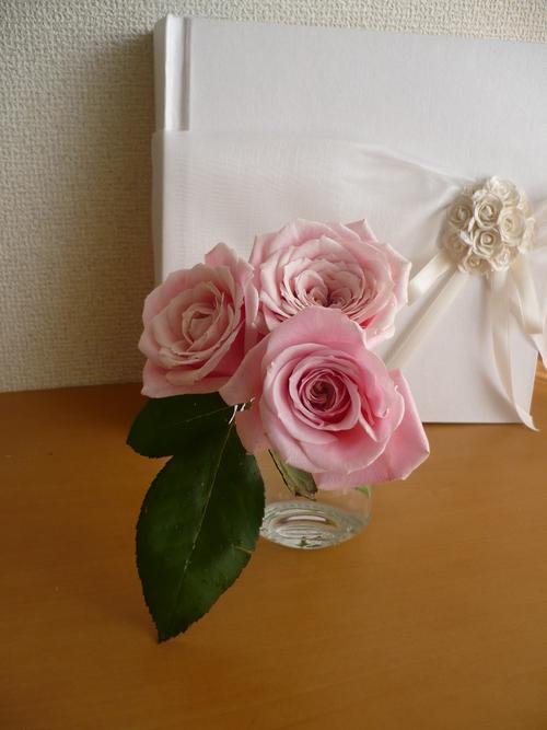 窓辺のバラ_a0214263_1212166.jpg