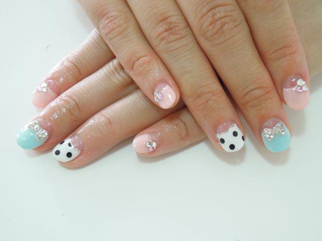 Pickup Nail〜Pink_a0239065_14471863.jpg