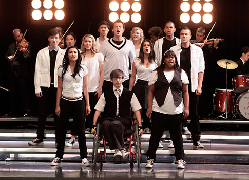 Glee Cast / Glee The Music_e0081370_1705929.jpg