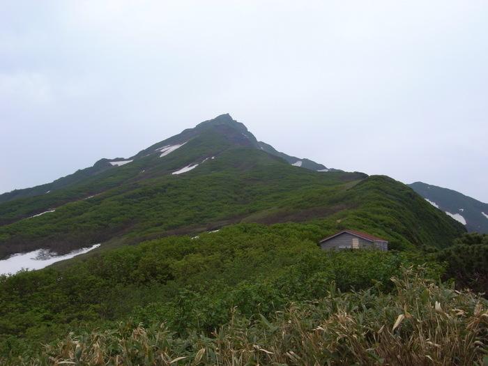 2012.6.15-17 利尻・礼文を歩く旅 day3 〜利尻岳登頂編~_b0219778_112321.jpg