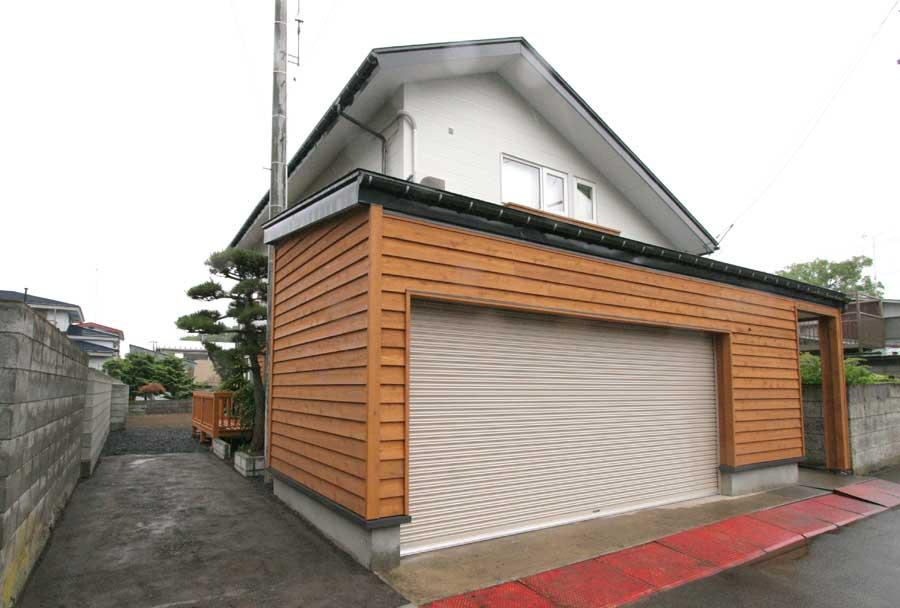 N邸「柳町の家」外壁リフォーム工事_f0150893_11385643.jpg