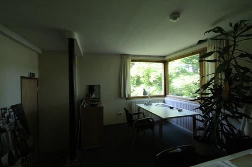 12北欧研修:A・アールト自邸3ー旧アトリエ_e0054299_11191783.jpg