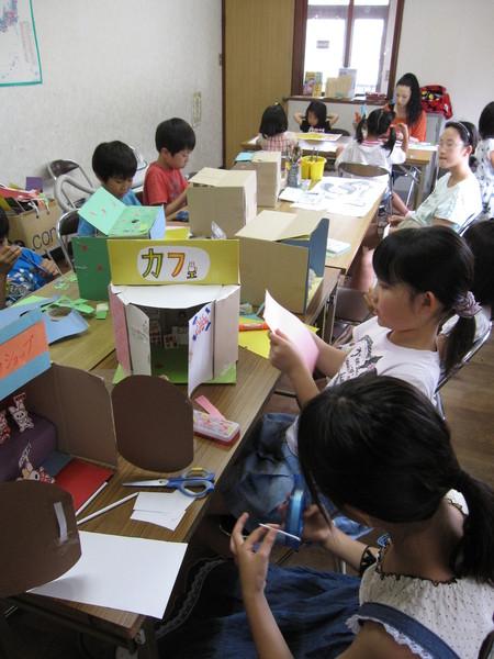 長尾教室 お店作り・水彩・・・_f0215199_19445463.jpg