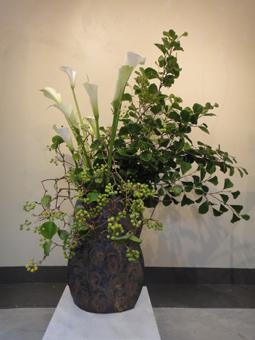 「花と器展」_e0109554_7115446.jpg