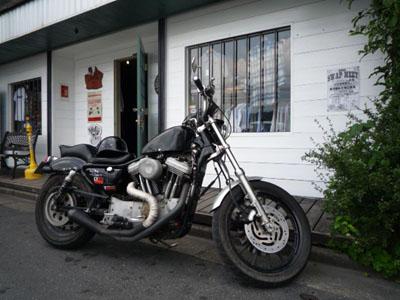 本日のバイク!_f0194657_1951098.jpg