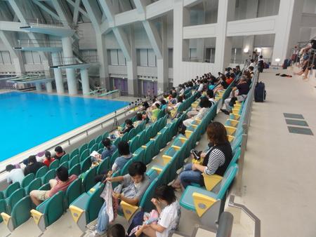 2012年K選手権大会[飛込競技]第2日目 in 大阪プール_c0108460_2113910.jpg