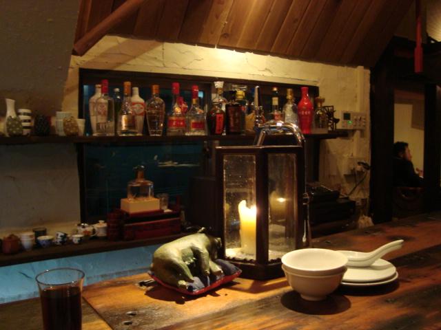 六本木「中国郷土料理と専売地酒 黒猫夜」へ行く。_f0232060_2230213.jpg