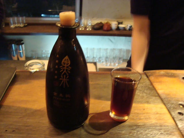 六本木「中国郷土料理と専売地酒 黒猫夜」へ行く。_f0232060_22312164.jpg