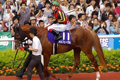 最強馬堂々の復活、宝塚記念はオルフェーヴルがGI5勝目を飾る_b0015386_23583928.jpg