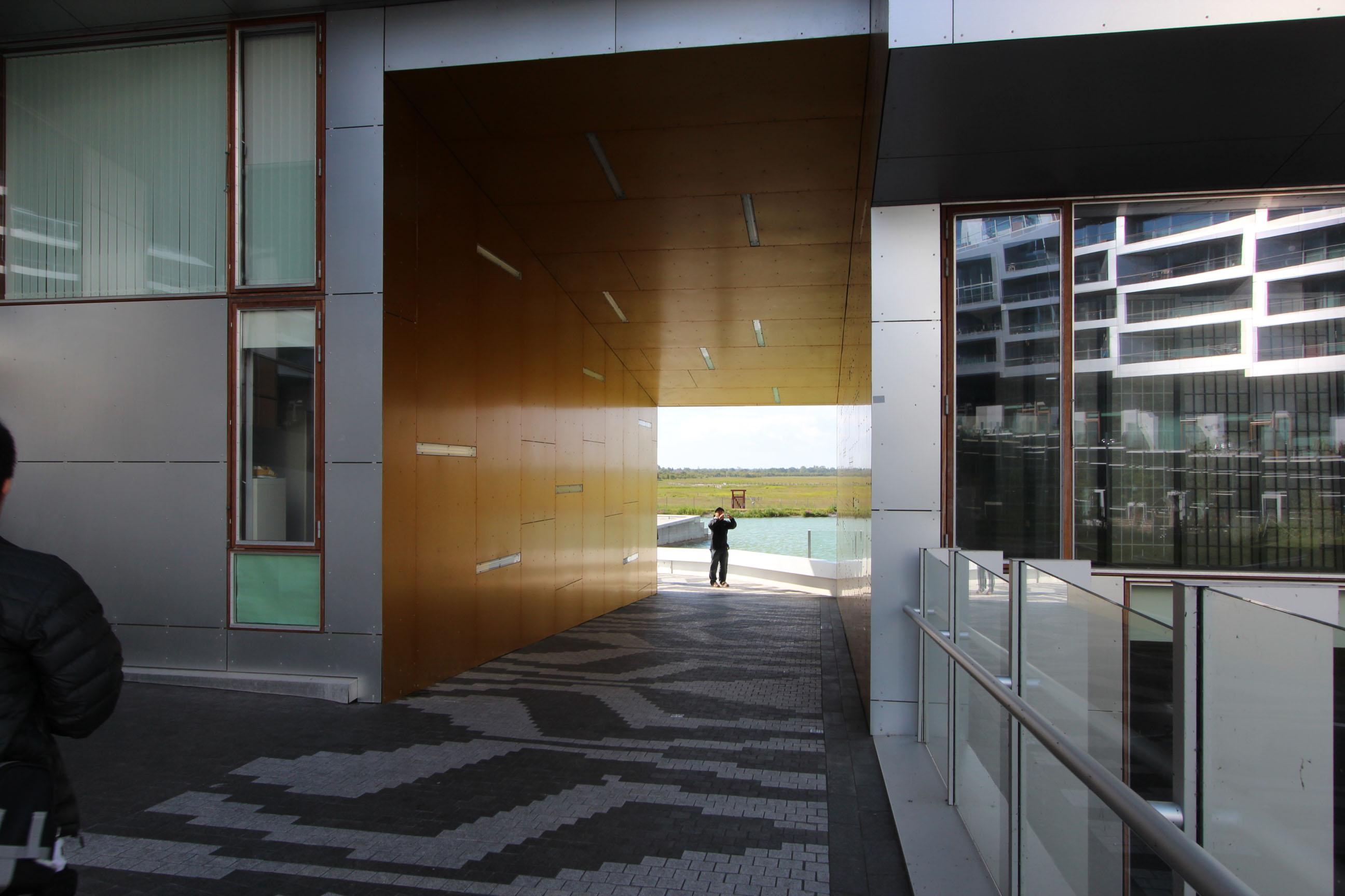 12北欧研修:コペンの再開発オレスタッド・シティー2:8ハウス集合住宅_e0054299_20344885.jpg