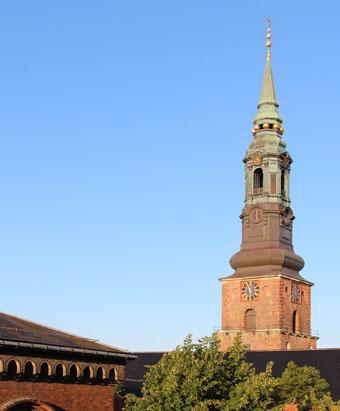 12北欧研修:コペンハーゲン宿泊ホテル窓から_e0054299_21115259.jpg