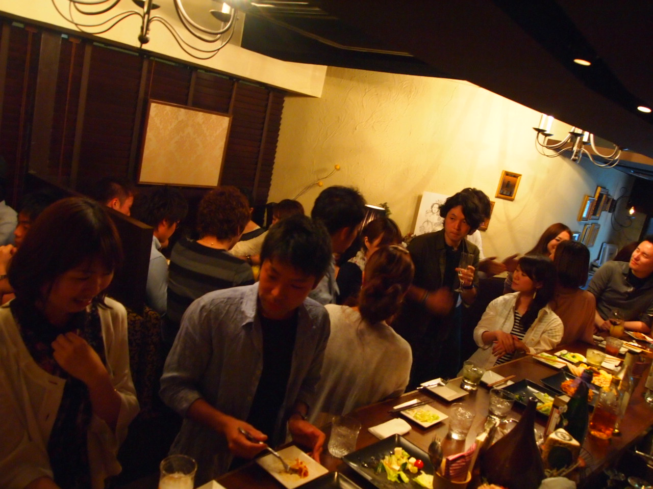 miumiu第69回大コンパ大会・若者部。_a0050302_0263115.jpg