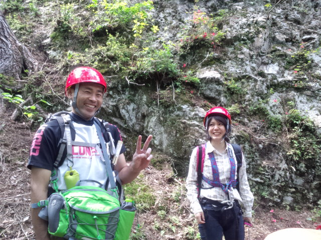 岩登り、また行っちゃいました!(6月23日)_f0101226_2149391.jpg