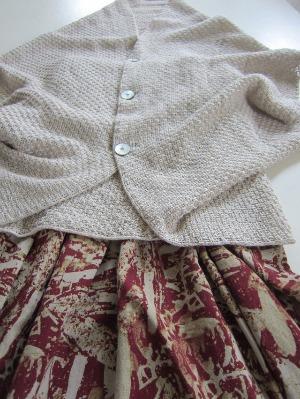 ボレロとスカート。_b0207631_13181581.jpg