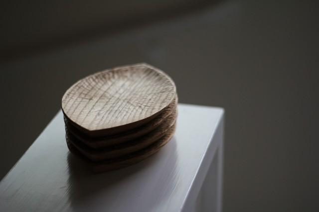 木の葉皿とヘラ_b0132338_124634.jpg