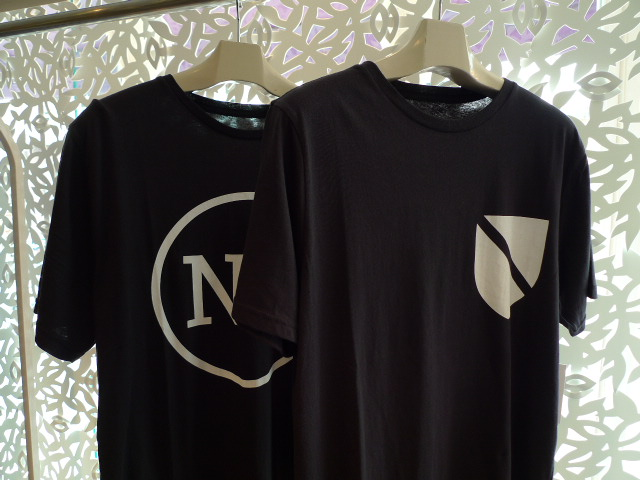 SATURDAYS SURF NYC CHEST CREST&NY CIRCLE T-SHIRTS_f0111683_149455.jpg