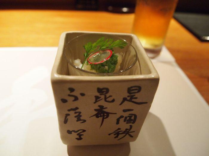 泡で和食をいただきますの。_a0050302_243313.jpg