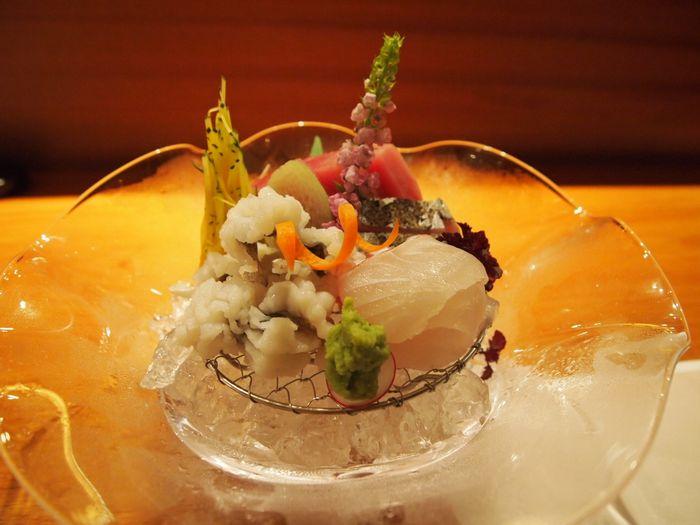 泡で和食をいただきますの。_a0050302_2441162.jpg