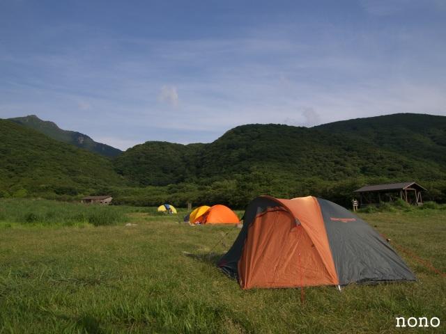 山のテント泊_d0177220_1424489.jpg