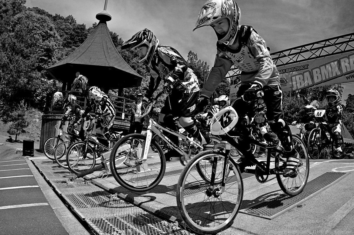 BMX RACING START MANIA2012 :JBA -R3_b0065730_22241838.jpg