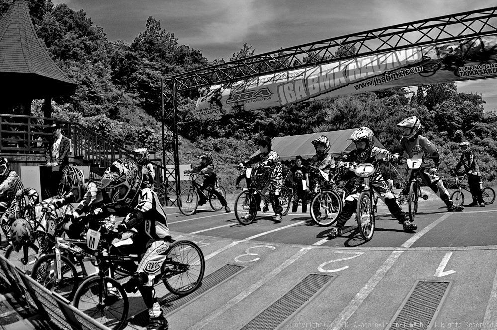BMX RACING START MANIA2012 :JBA -R3_b0065730_2224445.jpg