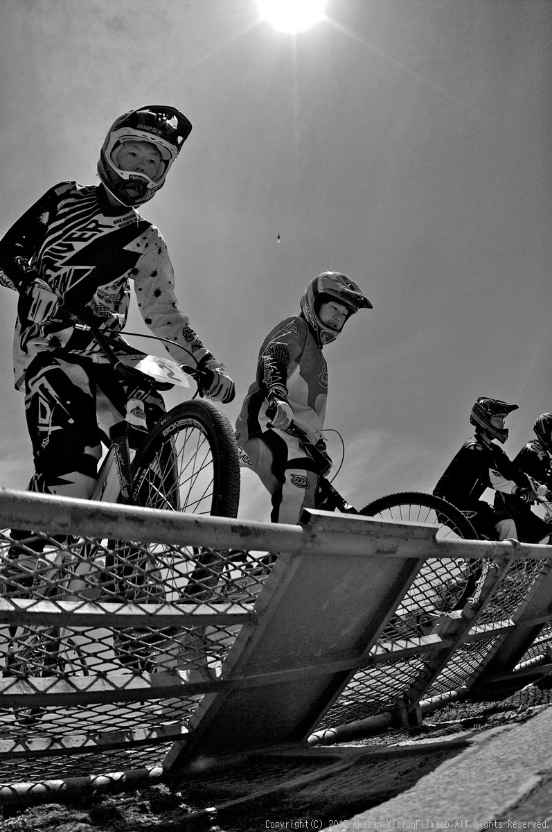 BMX RACING START MANIA2012 :JBA -R3_b0065730_22253914.jpg