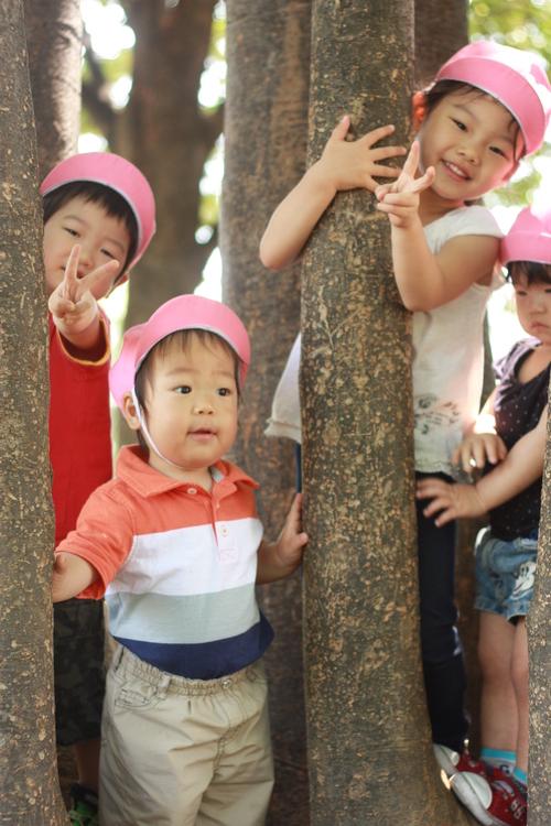 木のおうちだよ~_d0258334_20542410.jpg