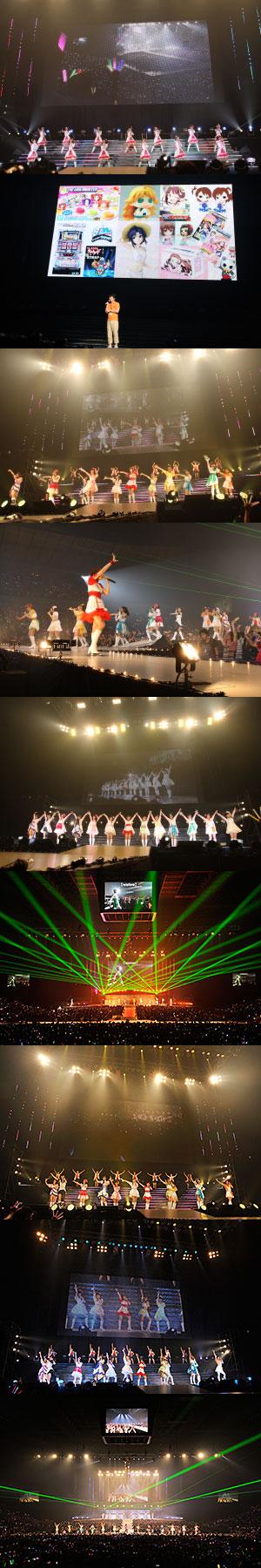 アイマス@横浜アリーナライブレポート到着!_e0025035_1134502.jpg