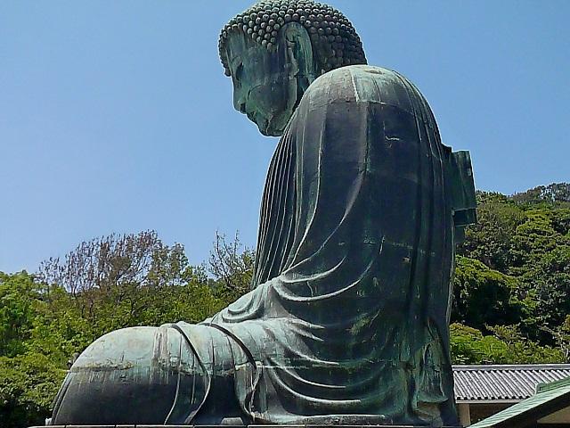 鎌倉 大仏様_d0105967_21172734.jpg