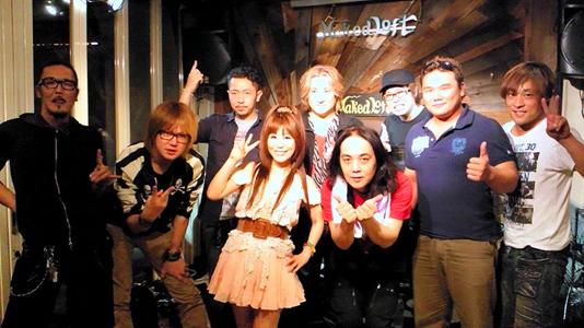 「TOPGUNのSLOW LIVE Vol.2」~めぐりあい宇宙(TOPGUN)編~_e0128485_15545113.jpg