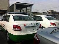 社用車の文字入れ仕事_c0215194_1847674.jpg