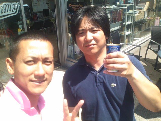 ランクルトミー札幌店(^o^) k様  くまちゃん ご来店(^^)_b0127002_1262631.jpg