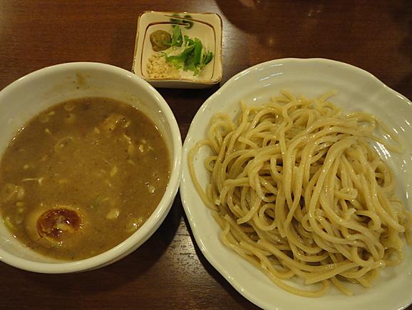 あさか麺工房のつけ麺_e0230011_958574.jpg