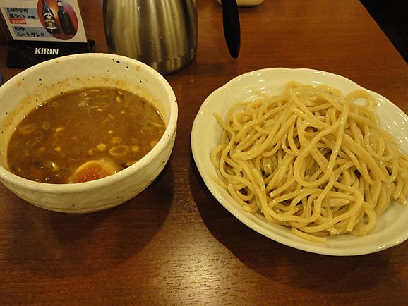あさか麺工房のつけ麺_e0230011_9592771.jpg