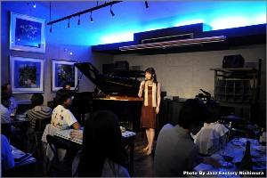 Duo at Jazz工房Nishimura♪2012.6.23_c0139321_22293021.jpg