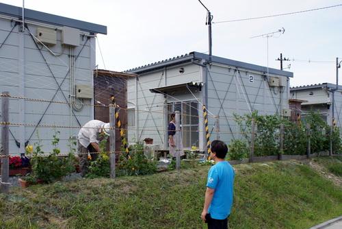 福島県内の仮設住宅を廻って来ました(最終日)_d0004728_6571913.jpg