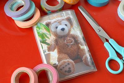 LALA PHOTO手帳にマステを使ったアイディア集!_d0189735_1239974.jpg
