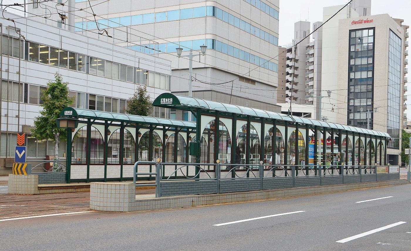 広電電車レストラン設置工事_a0251146_19263874.jpg